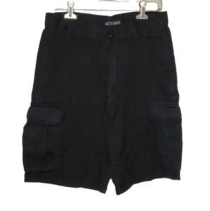 🖐3/$20 MOTO GEAR black cargo Shorts